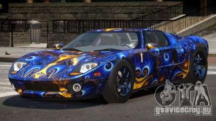 Ford GT1000 RS PJ3 для GTA 4