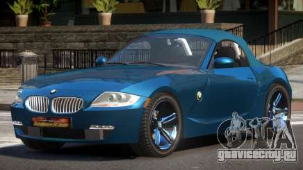 BMW Z4 E85 для GTA 4