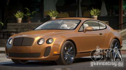 Bentley Continental MS для GTA 4