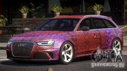 Audi RS4 GST PJ3 для GTA 4