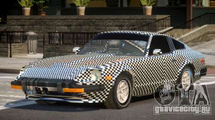 Datsun 280ZX GT PJ2 для GTA 4