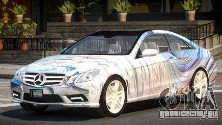 Mercedes Benz E500 LT PJ1 для GTA 4