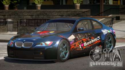 BMW M3 GT2 MS PJ2 для GTA 4