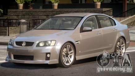 Holden Commodore CL для GTA 4