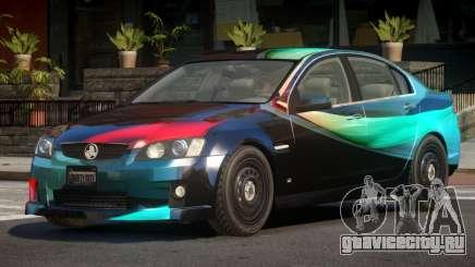 Holden Commodore TR PJ5 для GTA 4