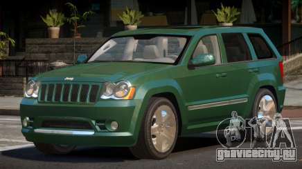 Jeep Grand Cherokee TR для GTA 4