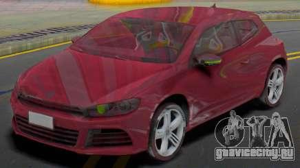 Volkswagen Scirocco R 2009 (IVF) для GTA San Andreas