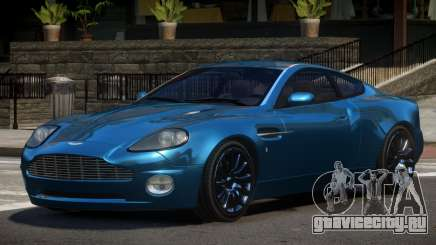 Aston Martin Vanquish SE для GTA 4