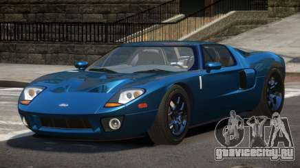 Ford GT1000 RS для GTA 4