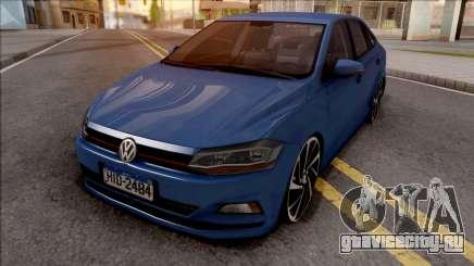 Volkswagen Virtus 2019 для GTA San Andreas