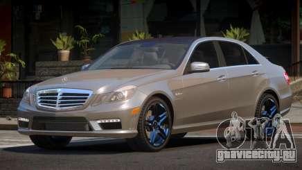 Mercedes Benz E63 GST для GTA 4