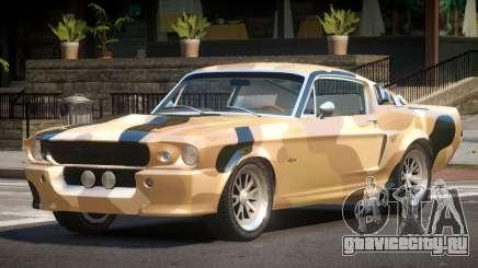 Shelby GT500 R-Tuning PJ3 для GTA 4