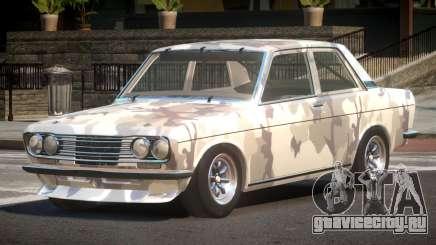 Datsun Bluebird L-Tuning PJ2 для GTA 4
