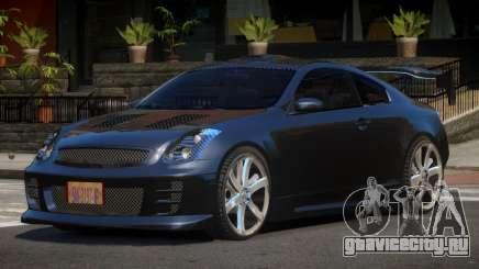 Infiniti G35 R-Tuning для GTA 4