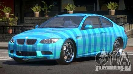 BMW M3 E92 R-Tuned PJ5 для GTA 4
