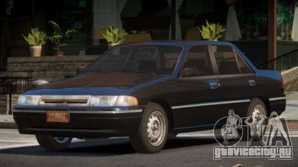 Mercury Tracer ST для GTA 4