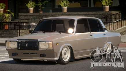 VAZ 2107 G-Style для GTA 4