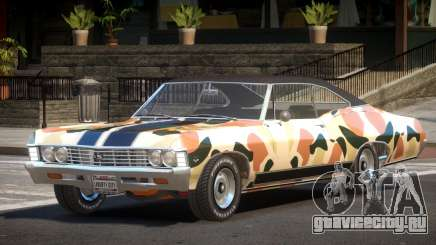 Chevrolet Impala GS PJ2 для GTA 4
