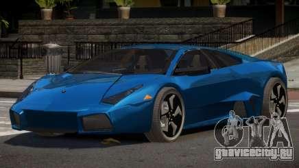 Lamborghini Reventon E-Style для GTA 4