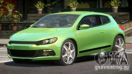 Volkswagen Scirocco ML для GTA 4