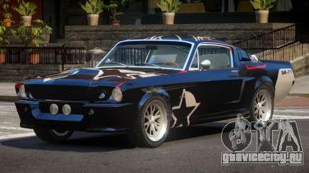 Shelby GT500 R-Tuning PJ2 для GTA 4