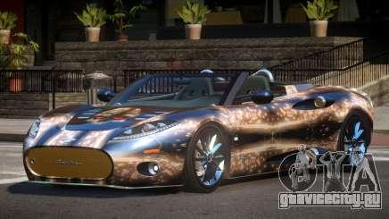 Spyker C8 R-Tuned PJ2 для GTA 4