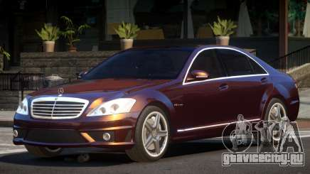 Mercedes Benz S65 AS для GTA 4