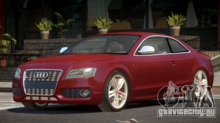 Audi S5 E-Style для GTA 4