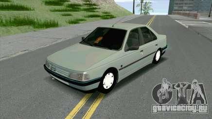 Peugeot 405 Glx Sport V3 для GTA San Andreas