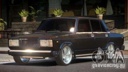 VAZ 2107 RG для GTA 4