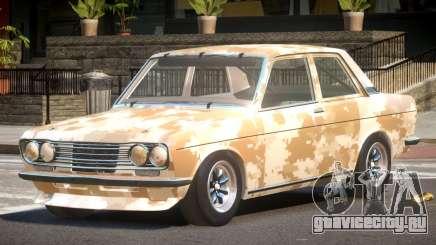 Datsun Bluebird L-Tuning PJ3 для GTA 4
