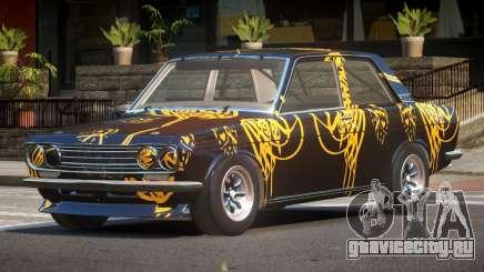 Datsun Bluebird L-Tuning PJ6 для GTA 4