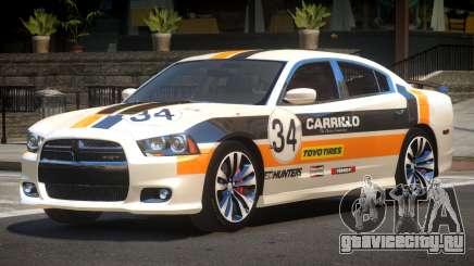 Dodge Charger SR-Tuned PJ4 для GTA 4
