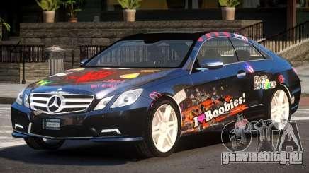 Mercedes Benz E500 LT PJ6 для GTA 4