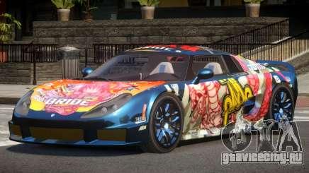 Rossion Q1 M-Sport PJ3 для GTA 4