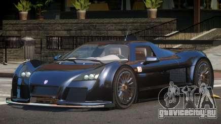 Gumpert Apollo M-Sport для GTA 4