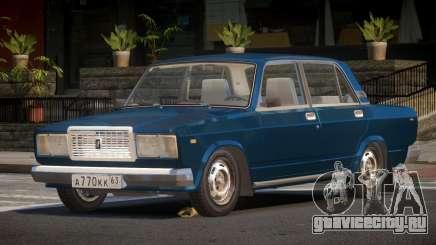 VAZ 2107 CK для GTA 4