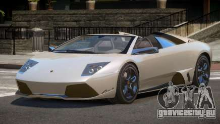 Lamborghini Murcielago LP650 для GTA 4