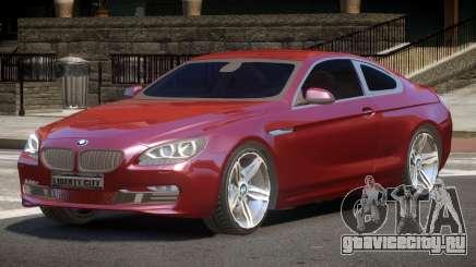 BMW M6 F12 TI для GTA 4