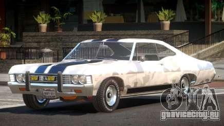Chevrolet Impala GS PJ6 для GTA 4