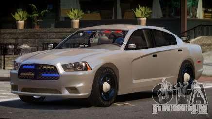 Dodge Charger Spec Police для GTA 4