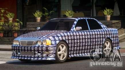Toyota Chaser LR PJ5 для GTA 4