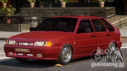VAZ 2114 PR для GTA 4