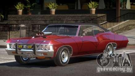 Chevrolet Impala GS PJ5 для GTA 4