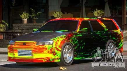 Nissan Stagea RS PJ6 для GTA 4