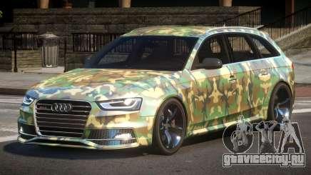 Audi RS4 GST PJ1 для GTA 4