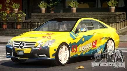 Mercedes Benz E500 LT PJ3 для GTA 4