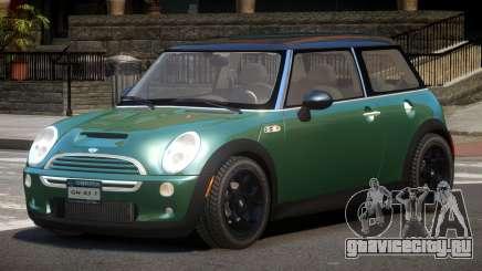 Mini Cooper SL для GTA 4