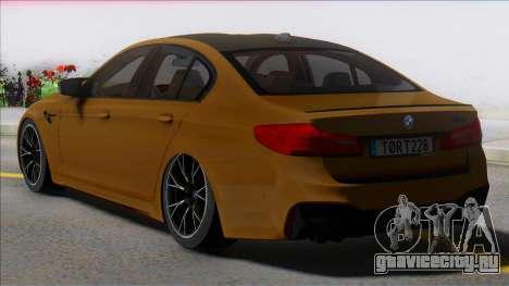 BMW M5 Competition для GTA San Andreas