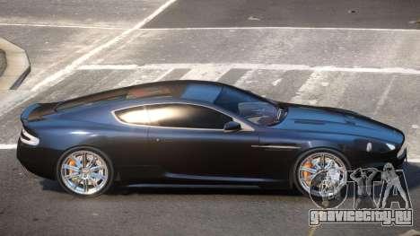 Aston Martin DBS V1.3 для GTA 4